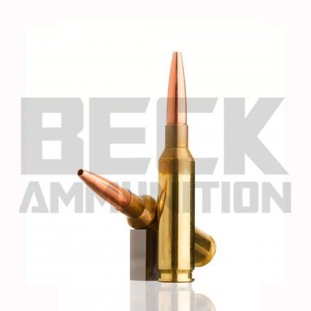 6.5 CREEDMOOR  122gr Lehigh Controlled Chaos  ---COSMETIC SECONDS---