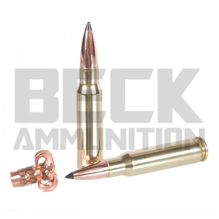.308 Win 168gr T-REX --MAX HUNTER--